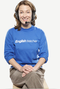 An Englishtown English teacher