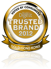 Reader's Digest Trusted Brands 2012<br/>